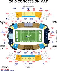 Veritable Blue Bombers Stadium Seating Chart 2019