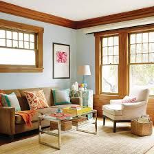Decorating Ideas for Blue Living Rooms -- Better Homes and Gardens --  BHG.com
