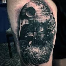 100 Darth Vader Tattoo Designs For Men Cool Star Wars Ideas