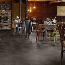 tarkett id inspiration loose lay beton black vinyl tile flooring
