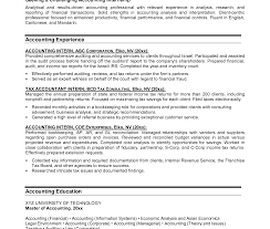 Unusual Internship Experience Resume Format Pictures Inspiration