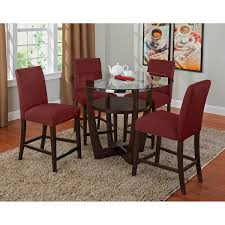 height dining table set bar chairs high