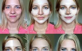 contour on fair skin every woman that have a pale skin knows how important is to best makeup s