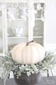 Best 25+ White pumpkins ideas on Pinterest | White pumpkin decor ...
