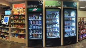 Outdoor Vending Machine Enclosures Beauteous Why Customers And Operators Prefer Micro Markets To Vending