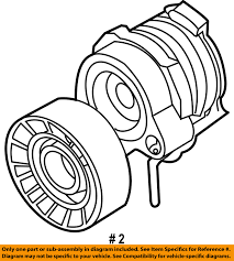 Bmw x5 tensioner pulley diagram free engine image 1356x1509