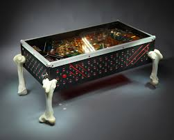 Interactive Coffee Table Game Room Furniture Movie Themed Furniture Altar