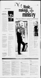 El Paso Times From El Paso Texas On June 2 2001 31