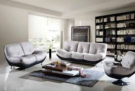 White Living Room Set Modern White Leather Living Room Furniture Best Living Room 2017