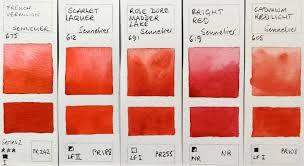 Jane Blundell Artist Sennelier Watercolours Full Range
