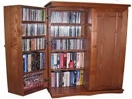 Dvd Wood Storage Cabinet