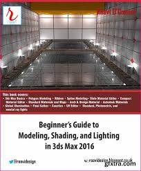array beginner u0027s guide to modeling shading and lighting in 3ds max 2018 rh gfxtra