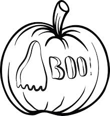 Small Picture FREE Printable Pumpkin Coloring Page for Kids 2