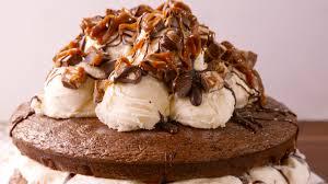Best Snickers Ice Cream Cake Snickers Ice Cream Cake Recipe