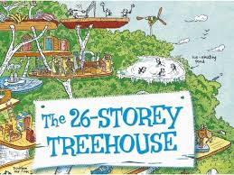 Buy By Andy Griffiths The 26Story Treehouse 13 Story Treehouse The 26 Storey Treehouse
