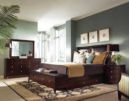 Bedroom Decorating Ideas Dark Brown Furniture Home Pleasant