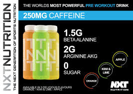 nxt nutrition uk on twitter the world s strongest pre workout drink givemenxt tnt rtd caffeine energy kiwilime orange apple