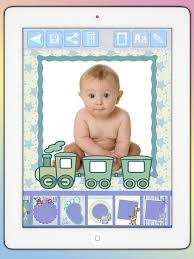 screenshot 1 for photo frames for babies and kids for your al