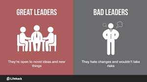 Bad Leadership Quotes Amazing 48 Big Differences Between Great Leaders And Bad Leaders Nursing Is
