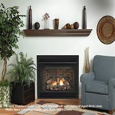 van buren b vent fireplaces combine modern technology with traditional venting to create the appearance and performance of a conventional fireplace but with
