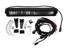 kc wiring harness kc hilites 335 20 108w led lightbar w wiring harness mounting bracket kit