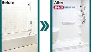 here to view more before and after bathroom remodeling photos replace tub with shower cartridge
