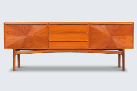 modern dutch furniture. dutch starburdst teak sideboard modern furniture