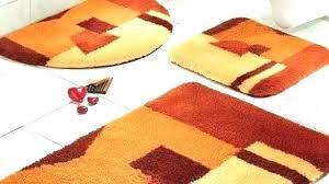 orange bath mat burnt orange bathroom rugs orange bathroom rugs or full size of bathroom amazing orange bath