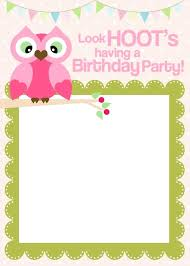 make your own birthday invitations free printable birthday invitations printable free for kids create party