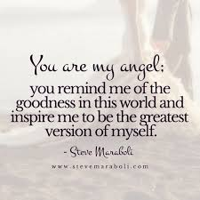 I Love My Angel Quotes