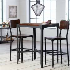 bar height kitchen table and chairs luxury steve silver counter height table and chairs canada