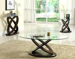 wood and glass end tables wood round end table wooden glass dining table designs