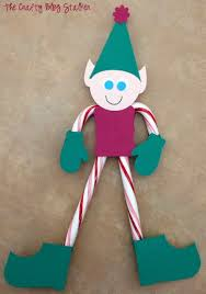 Christmas Decorations Using Candy Canes Candy Cane Elves The Crafty Blog Stalker 45