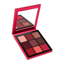 huda beauty obsessions precious stones eyeshadow palette ruby 10g feelunique