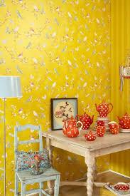 Early Bird Wallpaper Yellow Pip Studio The Official Website