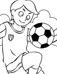 Small Picture coloring page for boys coloring pages boys lionel messi soccer