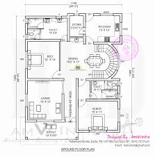 duplex house floor plans indian style unique bedroom one story narrow