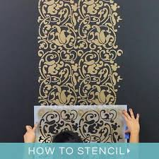 Small Picture Wall Stencils Furniture Stencils Wall Painting Stencils DIY Stencil