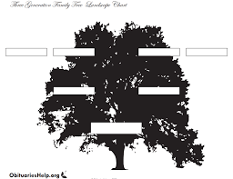 10 Generation Pedigree Chart Template 10 Places To Find The Free Genealogy Printables You Need