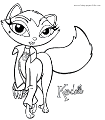 Small Picture Bratz Babyz Coloring Pages Affordable Bratz Printable Coloring