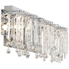 best 25 crystal bathroom lighting ideas on pinterest luxury pertaining to awesome property chandelier vanity light prepare chandelier vanity light92