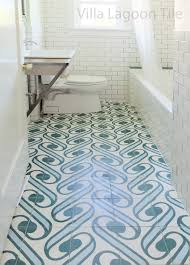 Patterned Floor Tiles Bathroom Cement Style Page 3 Of 9 By Villa Lagoon Tile