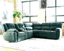 ashley furniture leather sectional recliner l shaped with u sofa l shaped leather sectional l shaped