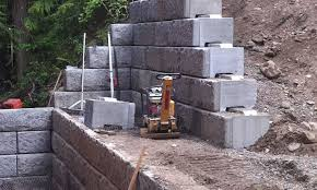 retaining wall construction seattle wa