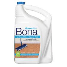 bona powerplus hardwood floor deep cleaner refill 160 oz