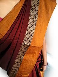 Narayanpet Designer Sarees Indian Traditional Handloom Sarees Narayanpet Maroon Color