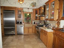 Kitchen Tile Floor Kitchen Floor Tile Ideas Snapstone Weathered Grey 6 In X 24 In