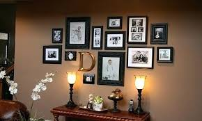photo collage ideas for wall stylish idea wall photo ideas for living room  collage frames art