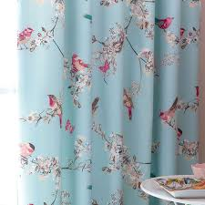 Dunelm Mill Kitchen Curtains Duck Egg Beautiful Birds Thermal Pencil Pleat Curtains Dunelm