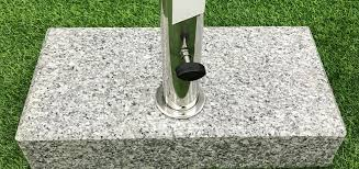 patio umbrella stand without a table